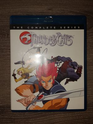 Thundercats Complete Series (blu-ray) for Sale in MONTGOMRY VLG, MD
