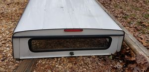Truck Camper Shell Top with key for Sale in Marietta, GA
