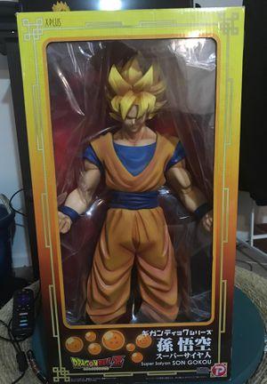 Dragonball Z - Son Goku X Plus Figure for Sale in Hiram, GA
