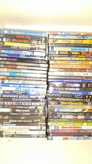 DVDS BUNDLE for Sale in Portland, OR