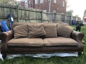 3 seat couch for Sale in Alexandria, VA