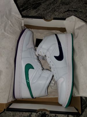 Luka Doncic x Air Jordan 1 Mid size 10.5 Dead Stock for Sale in Dearborn, MI