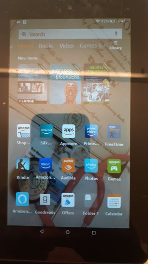 Amazon fire tablet for Sale in Vista, CA