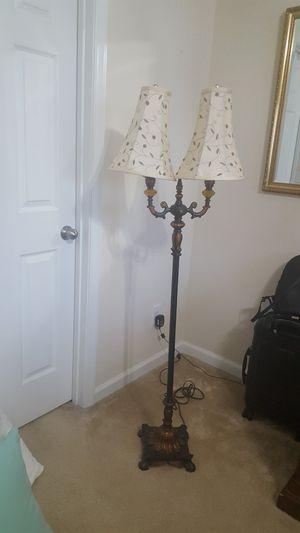 very beautiful antique floor lamp for Sale in Manassas Park, VA