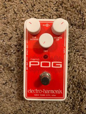Electro-harmonix nano POG for Sale in San Diego, CA