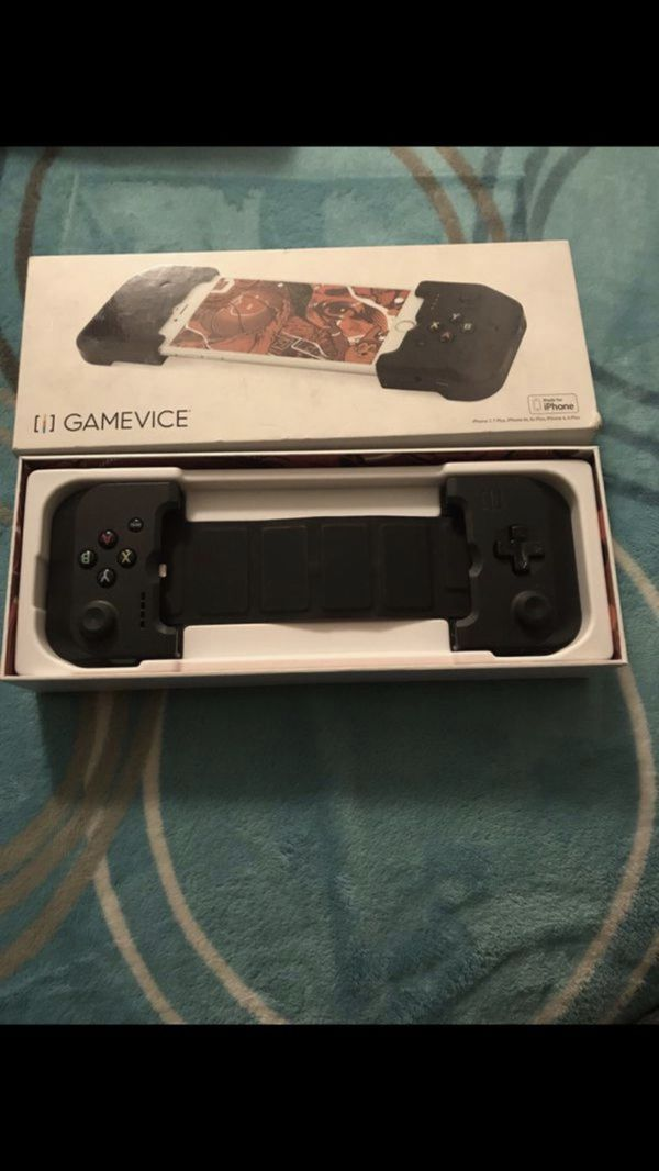 Gamevice for iPhone 7&8 $$70
