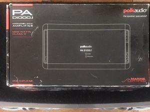 Polk Audio PA 1000 Monoblock Amplifier for Sale in Austin, TX