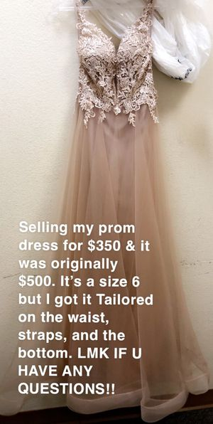 Prom Dress for Sale in Pflugerville, TX