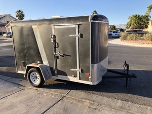 2015 Enclosed trailer 6x10 for Sale in North Las Vegas, NV