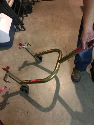 Motorcycle jack for Sale in Odenton, MD