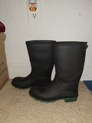 Women's rubber boots size 6 for Sale in Alexandria, VA