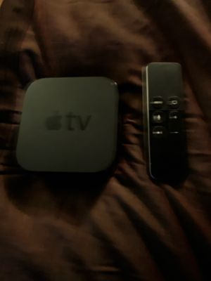 Apple TV 4 generation for Sale in Tigard, OR