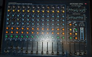 Audio pro Micromix SP12 Powered Mixer for Sale in Buffalo Grove, IL