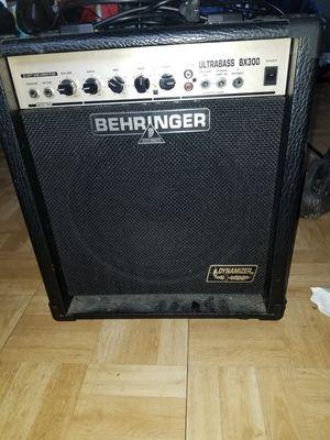 Behringer amp for Sale in Derby, CT