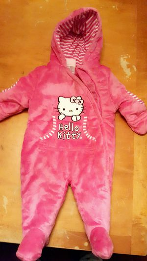 Hello Kitty Snow Suit for Sale in Cleveland, OH