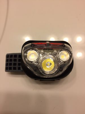 Energizer Vision HD+LED Headlamp for Sale in Gainesville, VA