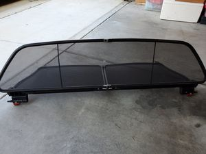 Porsche 911 Cabriolet 996 997 OEM Windscreen Wind Deflector for Sale in Irvine, CA