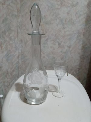 Decanter set for Sale in Greenbrier, AR
