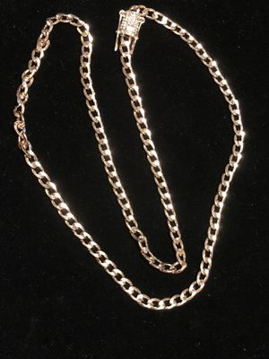 Necklace Chain 24kt Gold Plated(Please Read Description Completely) for Sale in Seattle, WA