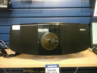Jensen JBS-350 Bluetooth Speaker/CD Player w/ Remote for Sale in Seattle,  WA