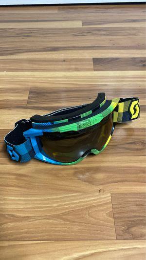 Scott snow goggles for Sale in Kalamazoo, MI