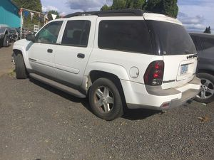 Parting out 2003 chevy trailblazer stock # 20184 for Sale in Portland, OR