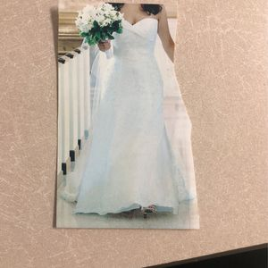 Wedding Dress In Beautiful Condition for Sale in Smithtown, NY