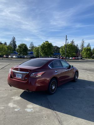 2014 Nissan Altima SV 125k for Sale in Tacoma, WA