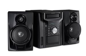 Sharp 5-Disc Mini Shelf Speaker System with Cassette Player, Bluetooth, and USB Port for MP3 Playbac for Sale in Wesley Chapel, FL