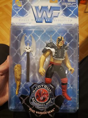 WWF/WCW Collectable Toys for Sale in New York, NY