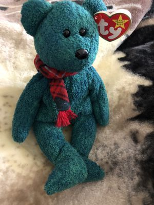 Wallace Scottish beanie baby for Sale in North Las Vegas, NV
