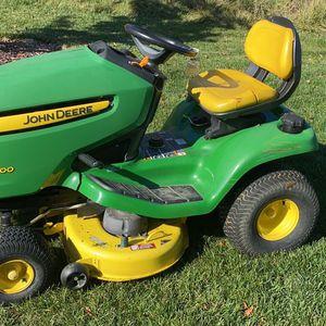 2011 John Deere X300 Lawn Tractor for Sale in McDonald, PA
