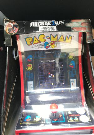 PAC man midsize arcade game for Sale in Castro Valley, CA