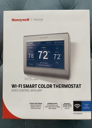 Brand new Honeywell WiFi Thermostat for Sale in Miami, FL
