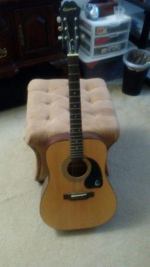 Epiphone acoustic guitar for Sale in Baltimore, MD