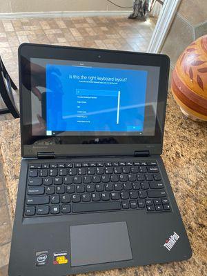 Lenovo thinkpad yoga 11e for Sale in El Paso, TX