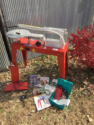 RBI Precision Scroll Saw (will take offers) for Sale in Elk Falls, KS
