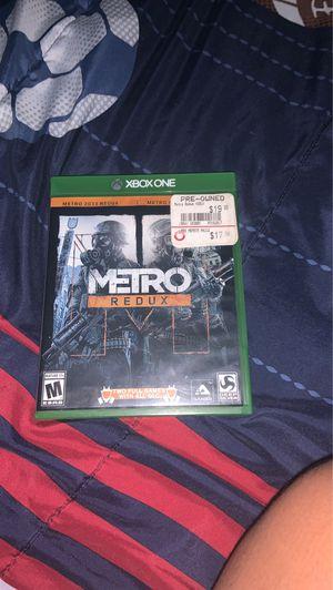 Metro redux for Sale in VA, US