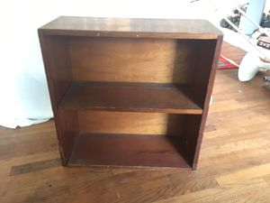 Small wooden shelf for Sale in Stamford, CT