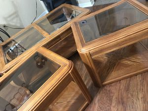 set of tables for Sale in Lakeland, FL