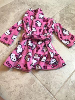 Hello Kitty Little Girl's Robe for Sale in Zephyrhills, FL