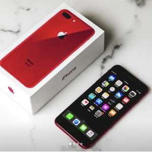 iPhone 8 Plus 256gb (Red) for Sale in Montpelier, MD