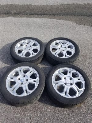 Rims 16 ford 4 lugs 108 mm for Sale in Davie, FL