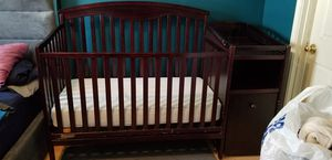 Crib /changing table for Sale in Concord, NC