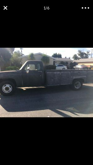 73 Chevy rolling chassis paring out it for Sale in Los Angeles, CA