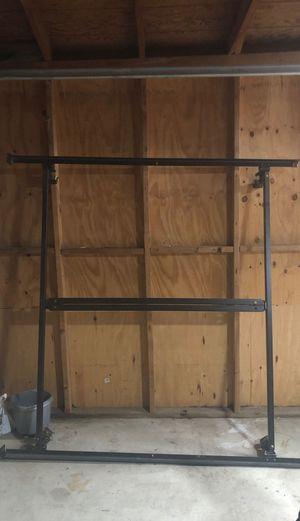 Cal king metal frame for Sale in Homeland, CA