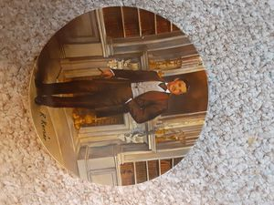 Brand new Gone With the Wind plate with certificate very old never used for Sale in Bonney Lake, WA