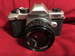 Promaster 2500PK Super Camera for Sale in Winter Park, FL