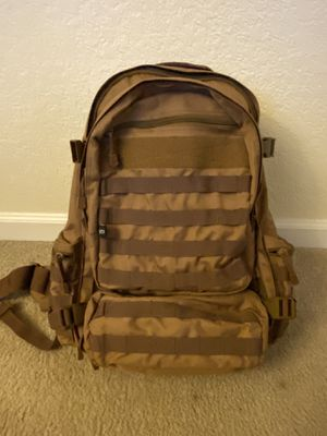 Barely Used! Tactical backpack from LA Police Gear for Sale in San Francisco, CA