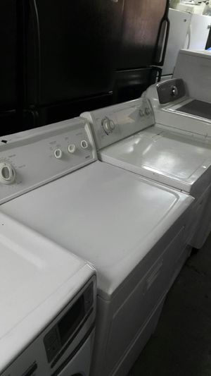 Washer and gas dryer for Sale in Riverside, CA